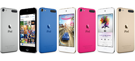 Apple Introduces The Best iPod touch Yet!