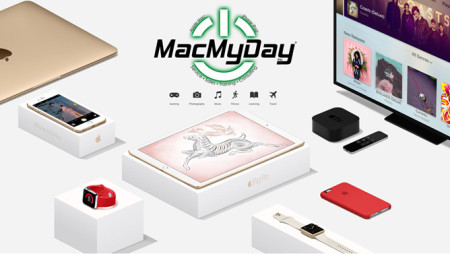 Holiday time with Apple and MacMyDay, from one gift come many…