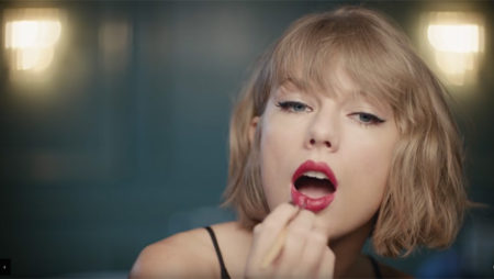 Apple Music debuts new Taylor Swift video ad