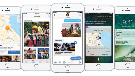 Apple Previews iOS 10, the Biggest iOS Release Ever