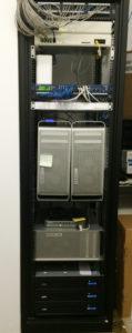 MacMyDay server rack