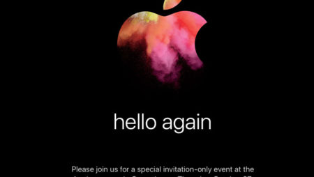 """""""Hello Again"""" Apple sends out invites to next event"""