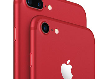 Apple Introduces iPhone 7 & iPhone 7 Plus (PRODUCT) RED Special Edition