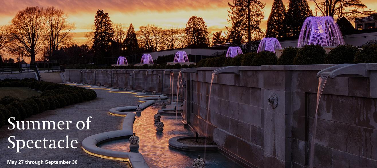 Longwood Fountain Gardens