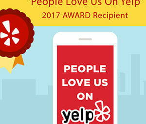 "MacMyDay named ""People Love Us On Yelp"" 2017 Award Recipient"
