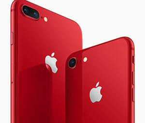 Apple (PRODUCT) RED Special Edition iPhone