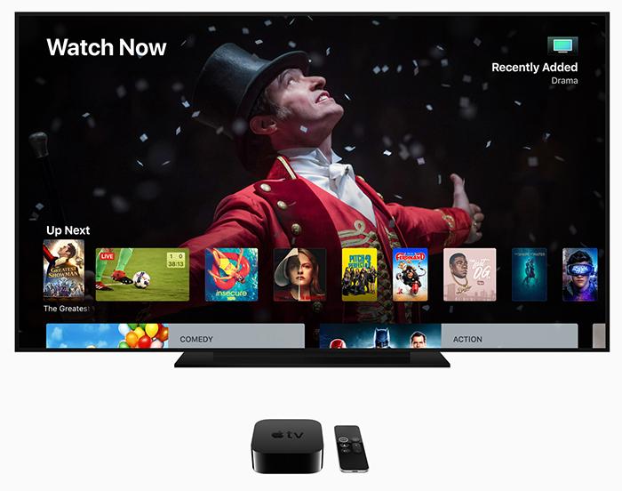 Apple WWDC18 Apple TVOS 12