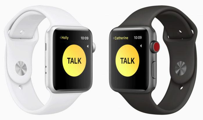 Apple WWDC18 WatchOS 5