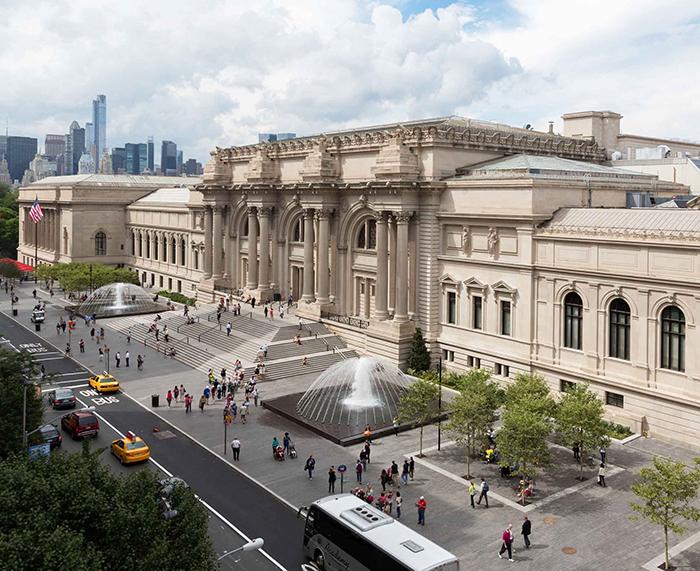 Metropolitan Museum of Art, New York City [OLIN]