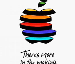 "Apple ""There's more in the making"" event, Oct 30th!"