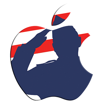 Apple launches Veterans online store
