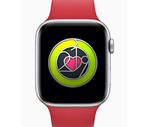 Apple marks Heart Month in February