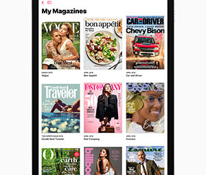 Apple launches Apple News+, an immersive magazine and news reading experience