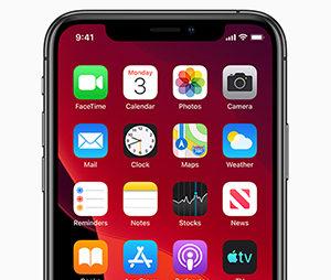 Apple previews iOS13
