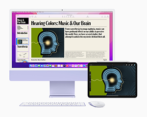 Apple previews macOS Montery