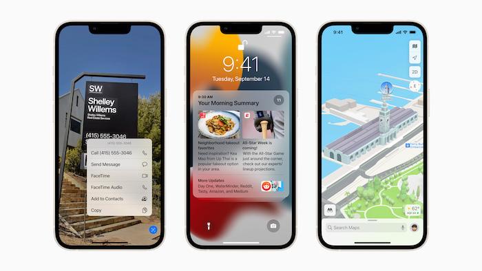 Apple releases iOS 15